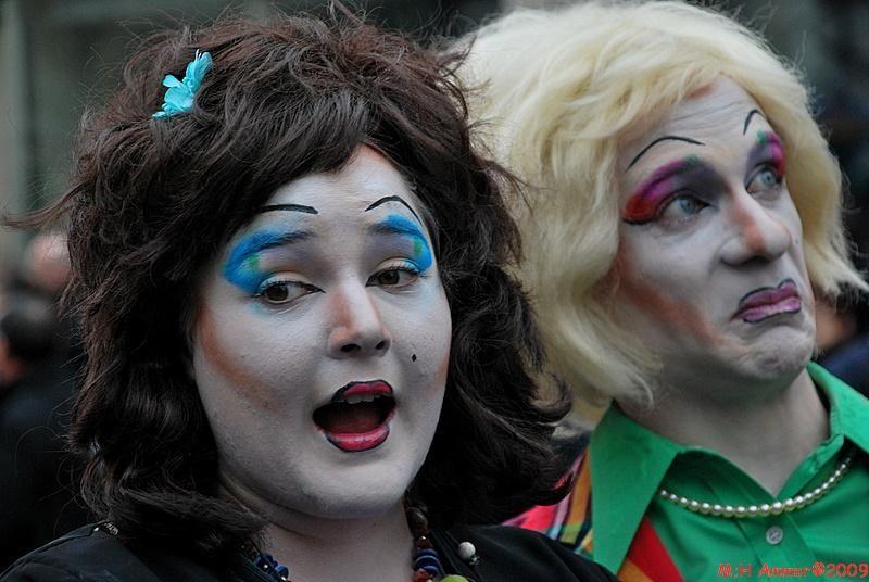 Les Vamps du carnaval