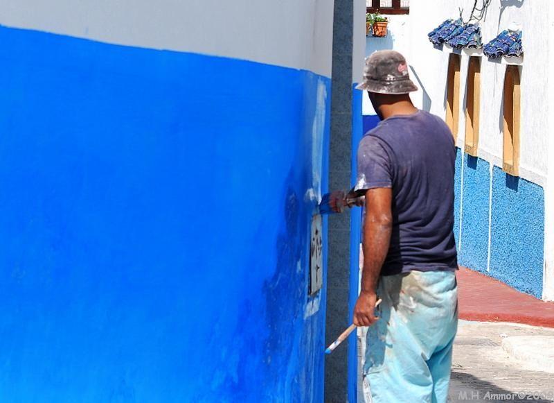 Un bleu tout neuf pour l