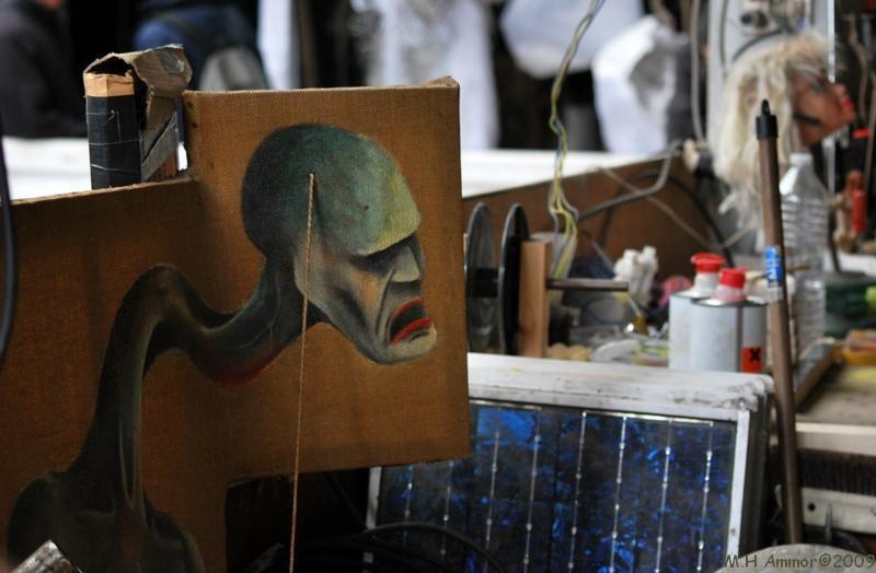 Ateliers d'artistes - L'imprimerie168