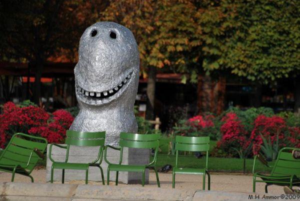 Les Tuileries s'amusent