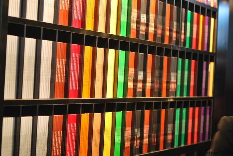 La bibliothèque de tablettes