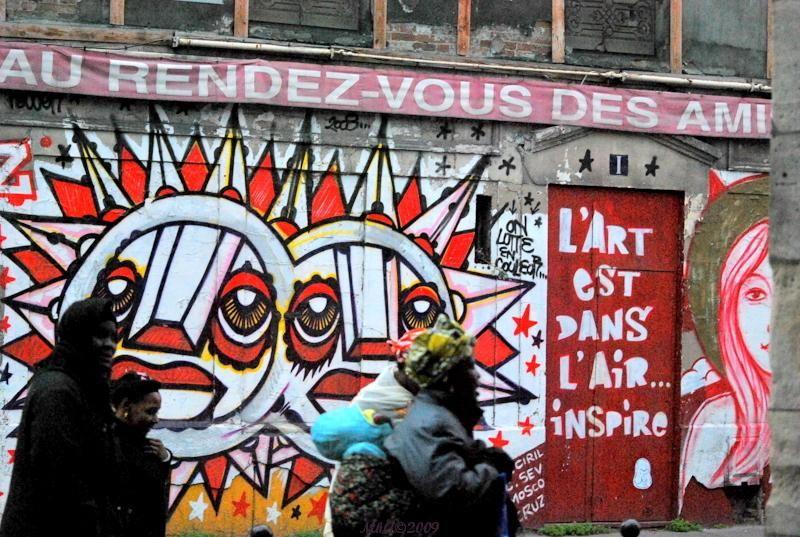 Paris , capitale du monde