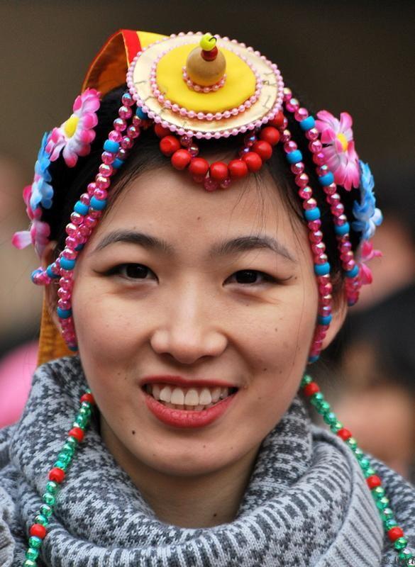 Les beautés du  Nouvel An Chinois- 1