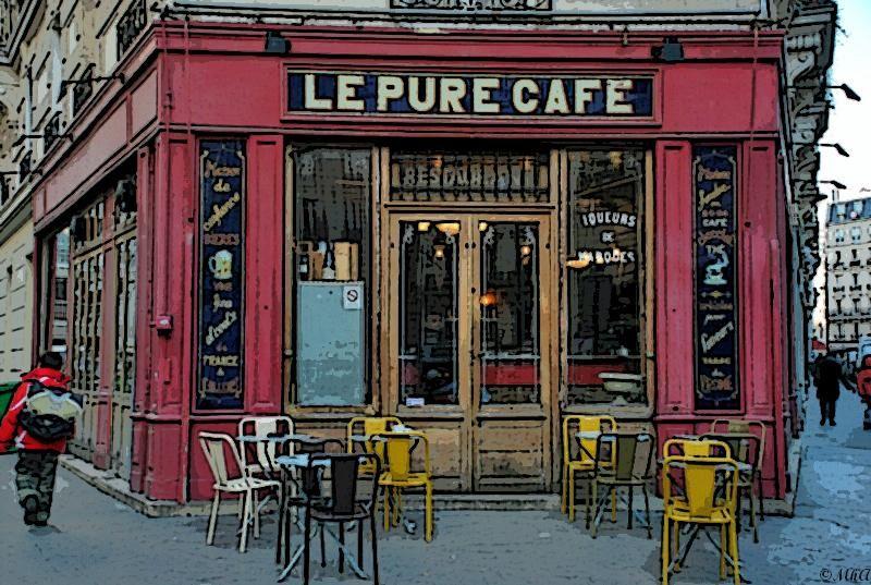 Les bistrots parisiens