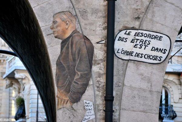 Jacques Prévert by Rue Meurt d'Art