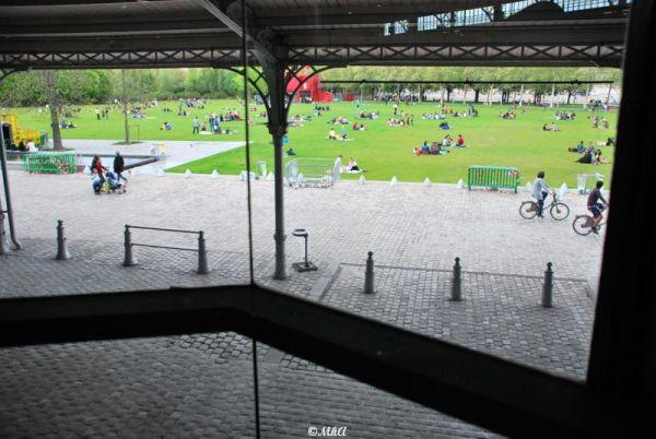 La Parc de la Villette
