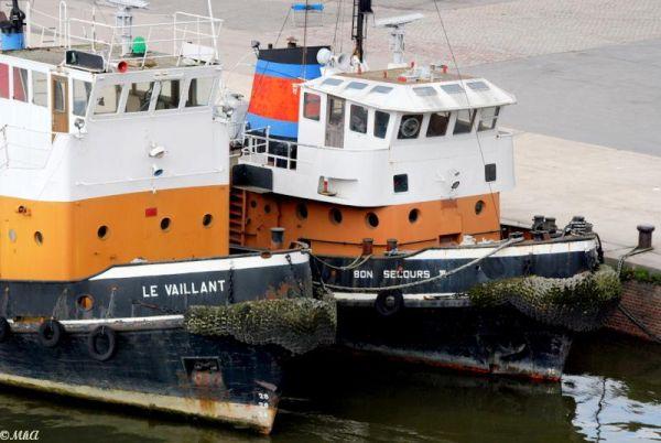 Les quais de Seine à Rouen - 3