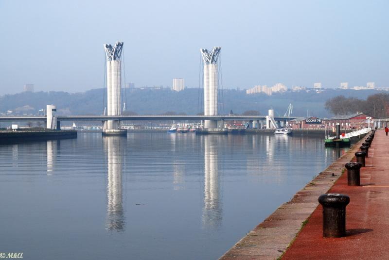 Les quais de Seine à Rouen - 4
