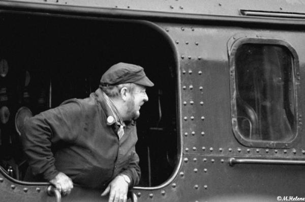 Les trains à vapeur 4