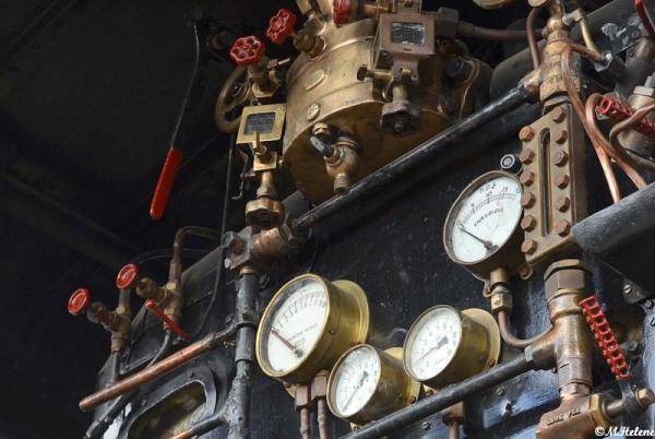 Trains à vapeur 5