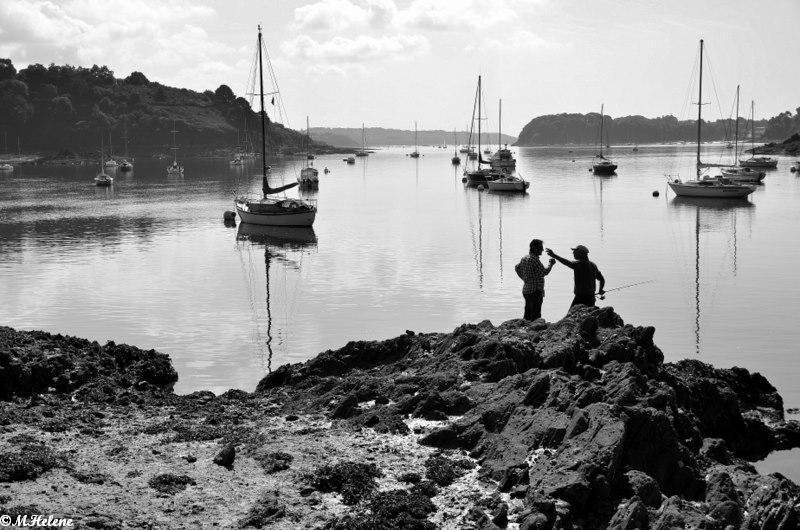 En baie de Saint-Malo