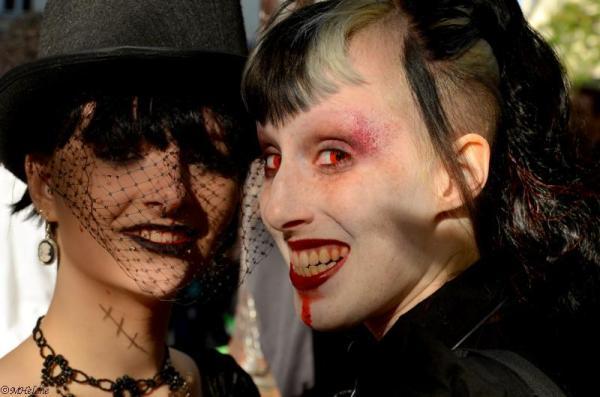 Beautés zombies