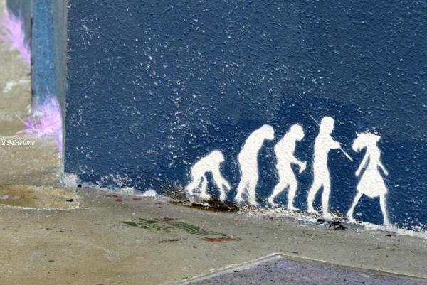 L'évolution au coin de la rue