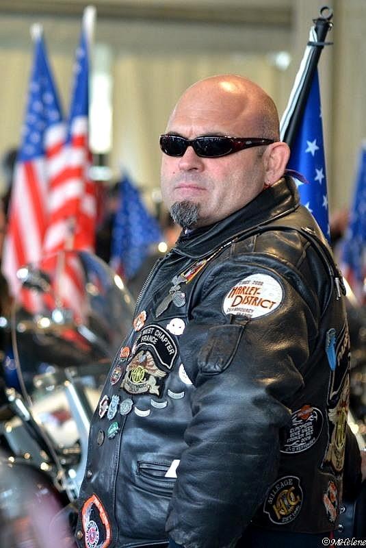 Portrait d'un Biker 2