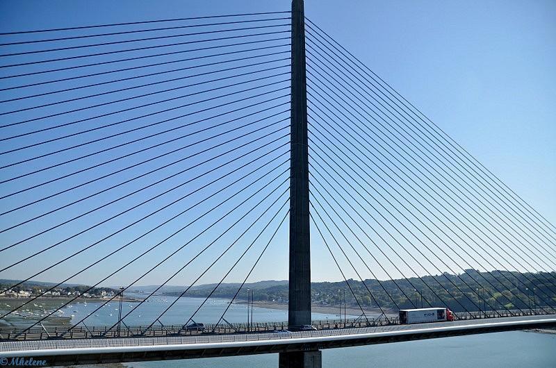 Du haut du Pont Albert Louppe - 3