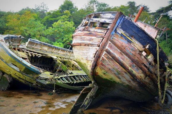 Cimetières de bateaux 5