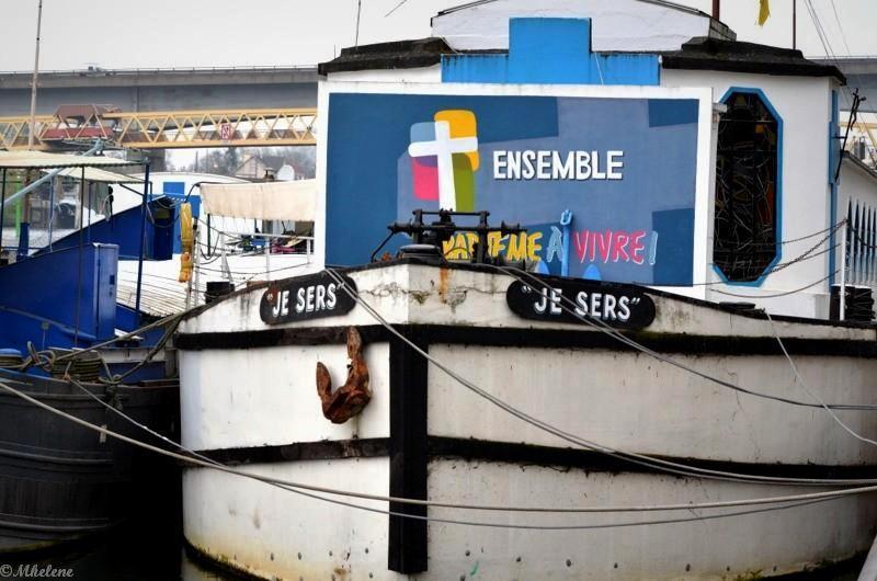 "Le Bateau-Chapelle ""Je sers"" - 3"