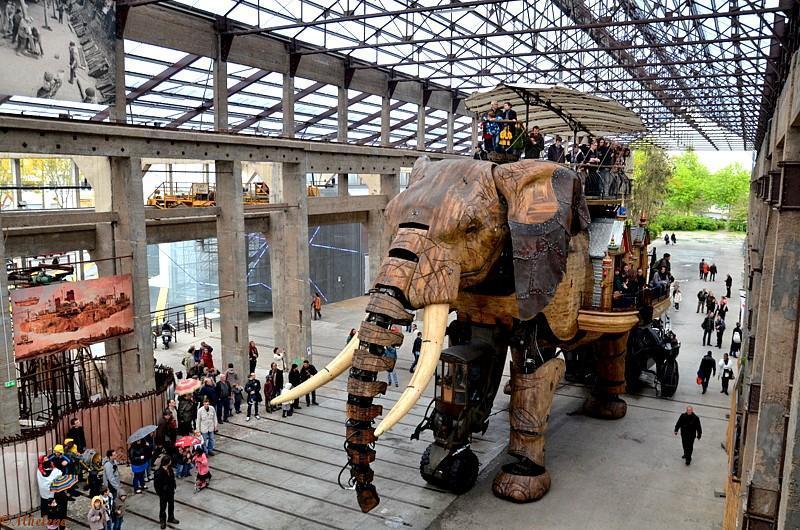 Le Grand Eléphant