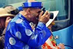 Photos au Carnaval