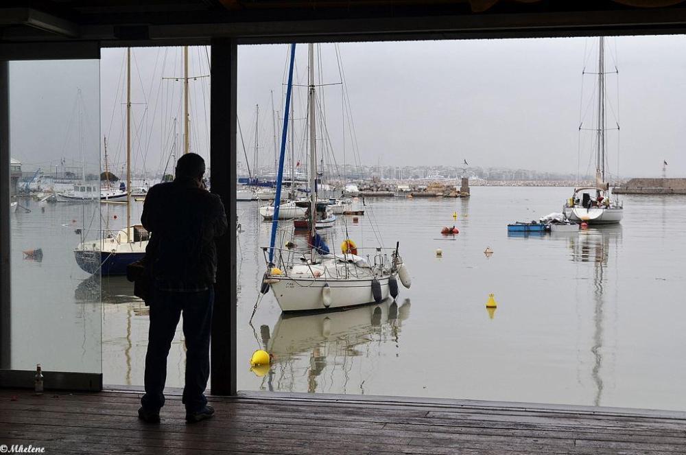 Le port de Mikrolimano