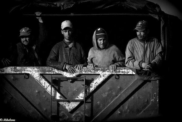 Les travailleurs