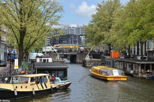 Les canaux d'Amsterdam - 4