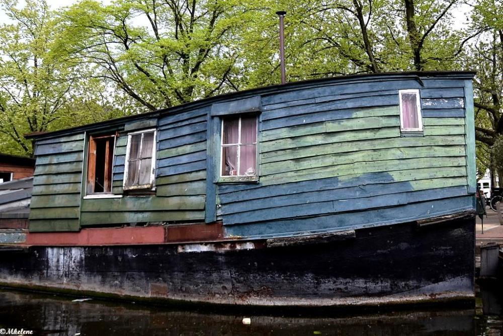 Les canaux d'Amsterdam - 6