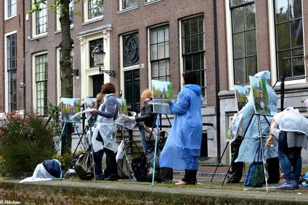 Les canaux d'Amsterdam - 7