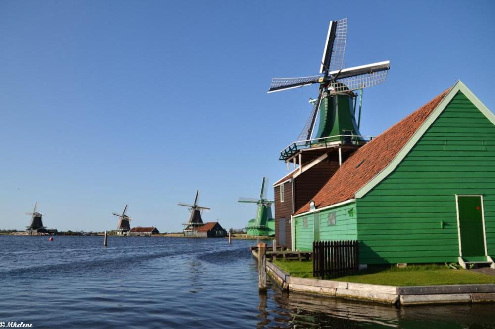 Les moulins à vent