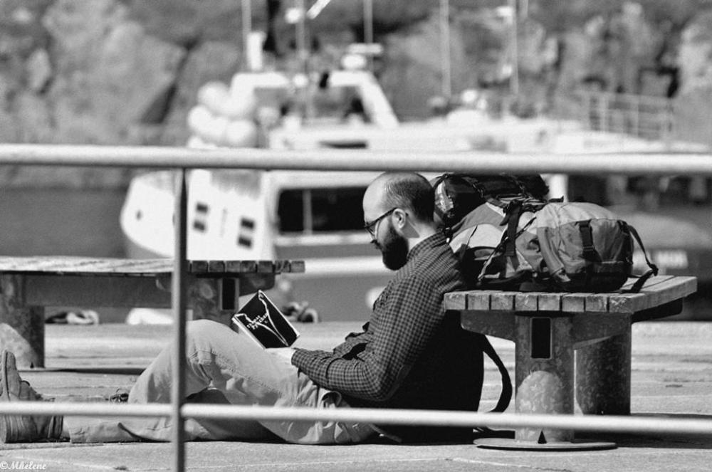 En attendant le bateau - 2