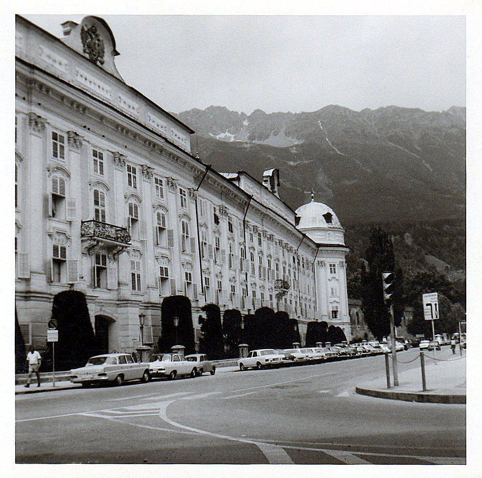 Souvenirs d'Autriche 1967