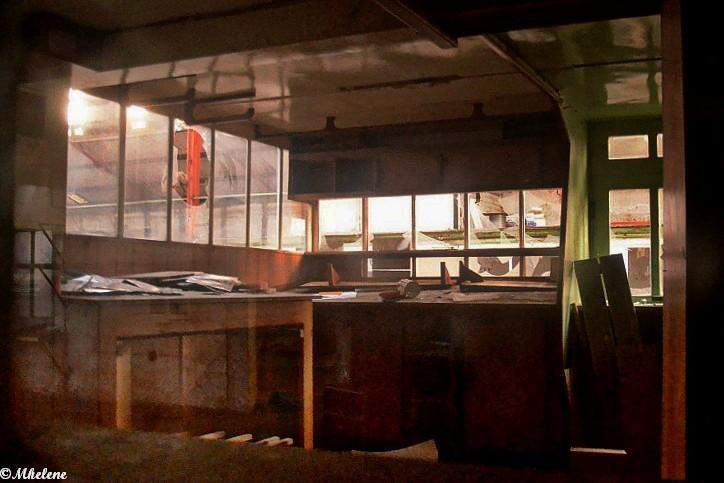 Atelier abandonné 4