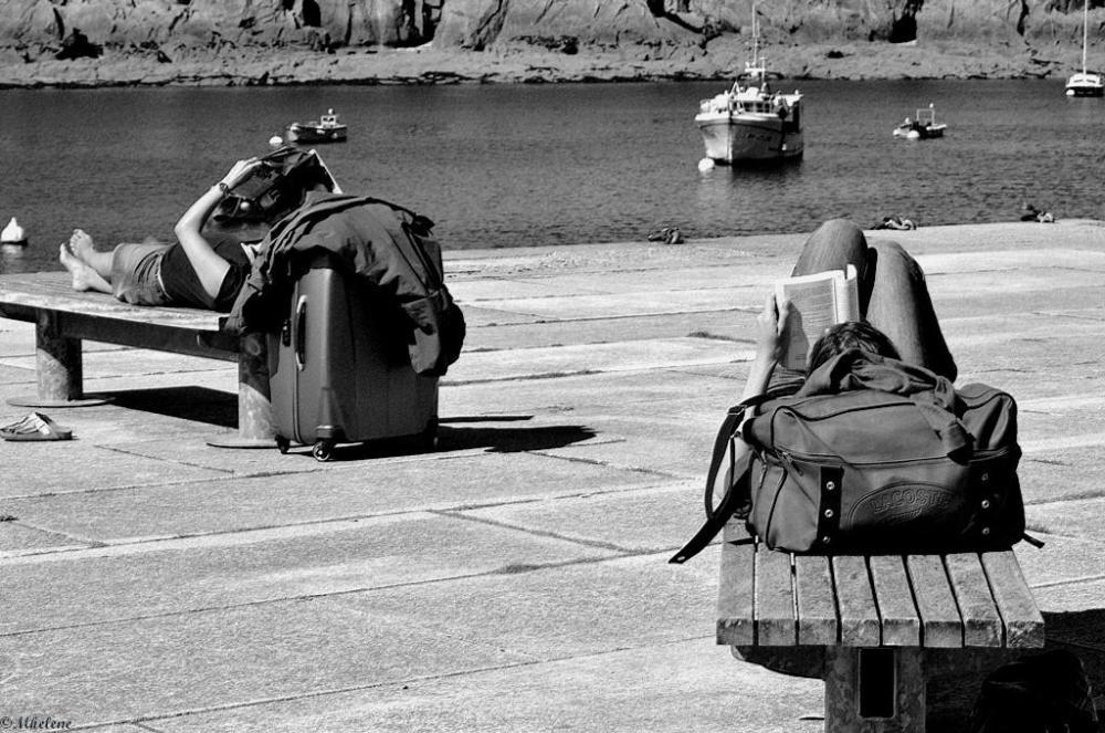 En attendant le bateau - 3