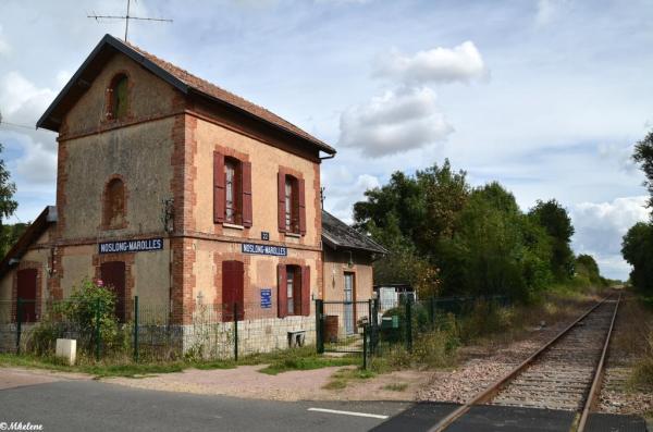 La petite gare