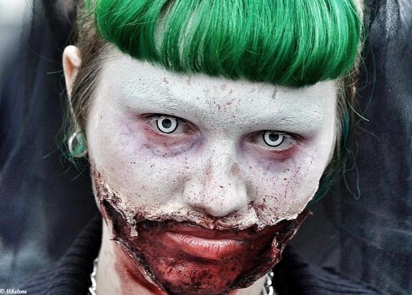 Les Zombies à République 2/3
