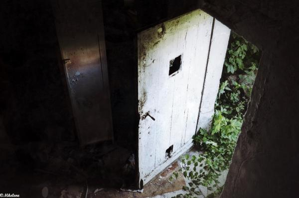 La porte vers l'inconnu