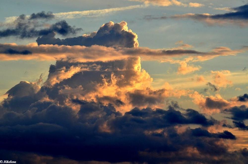 Les paysages du ciel
