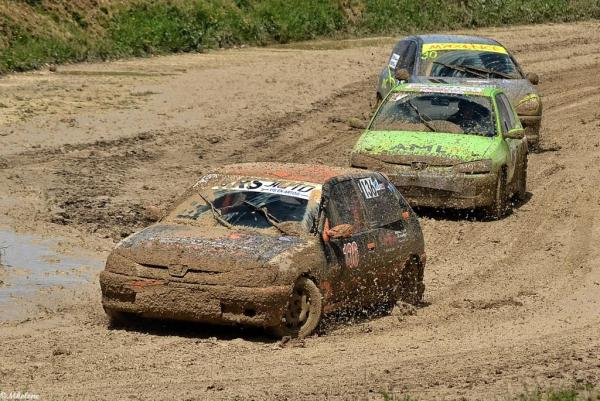 In the mud ...2