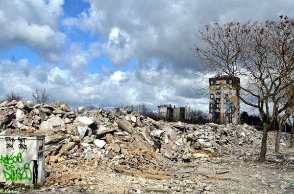 La Cité : détruite