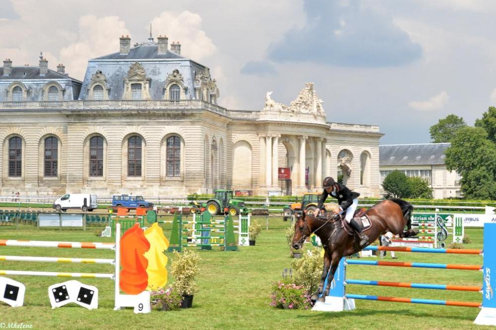 Jumping à Chantilly - 2
