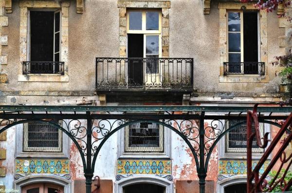 Les vieux hôtels de La Bourboule   2