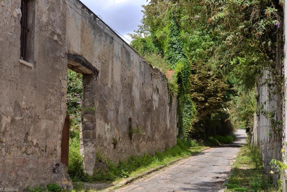 Un village (presque) fantôme