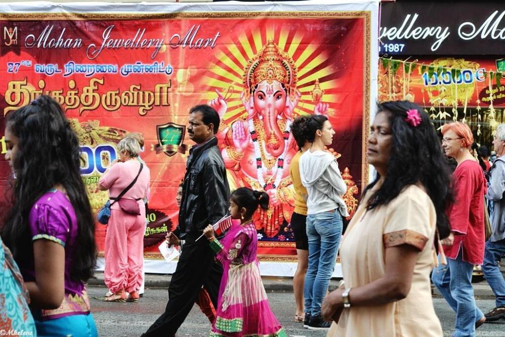 Lord Ganesha Festival 5