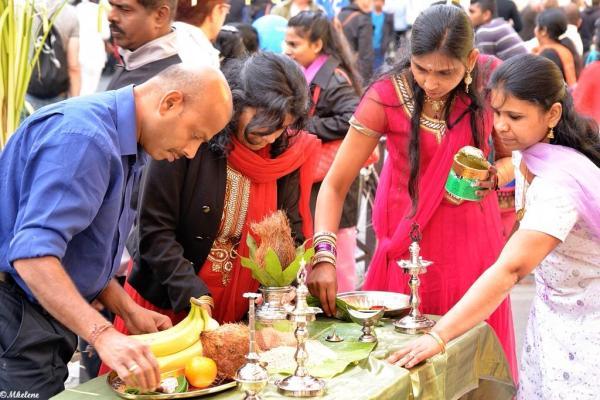 Lord Ganesha Festival 9
