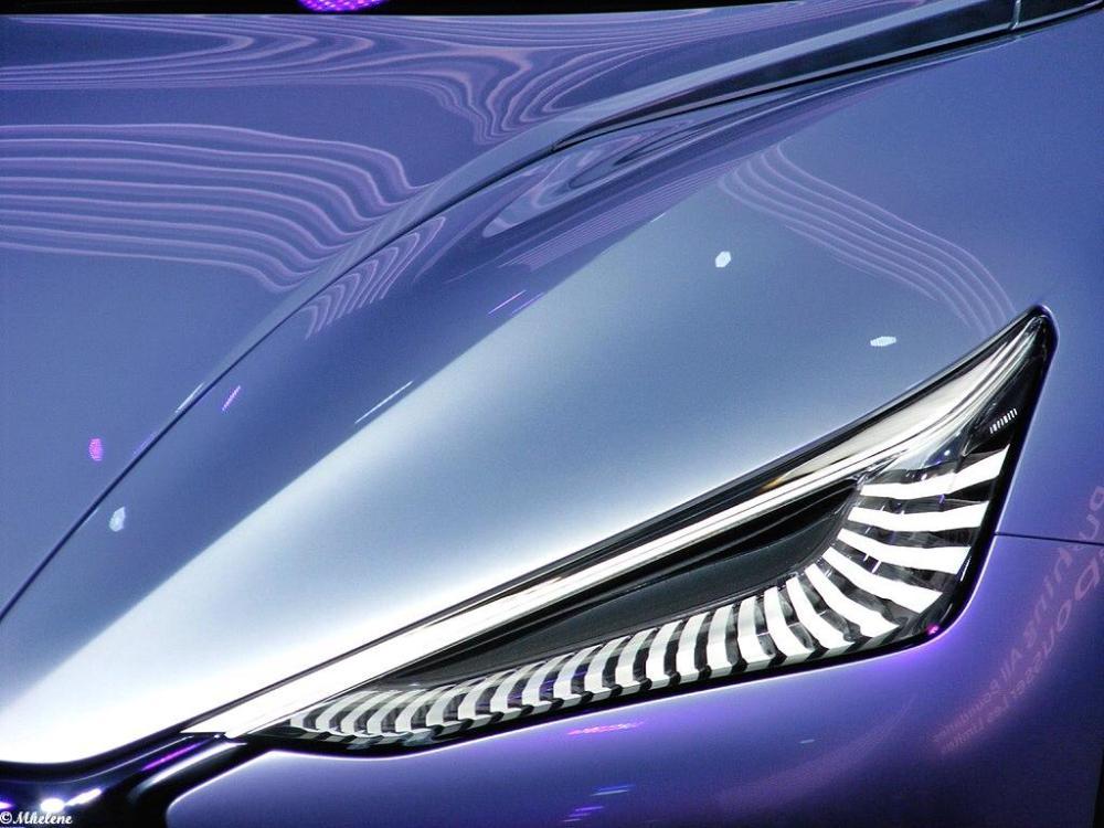 Les plus beaux yeux de l'Automobile