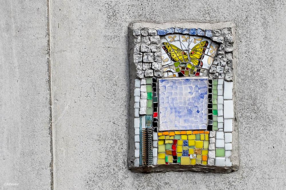 Les mosaïques de Jerôme Gulon