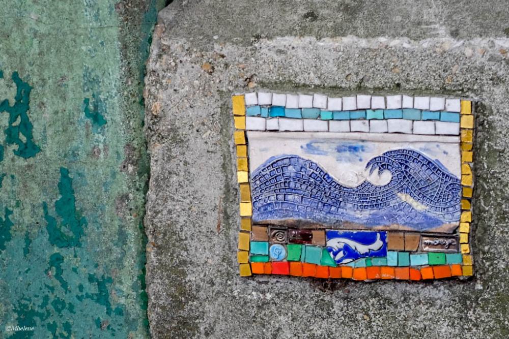 Les mosaïques de Jerôme Gulon - 2
