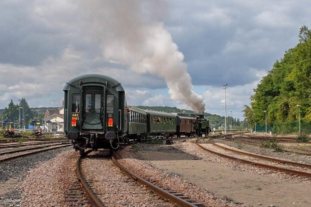 Les trains vapeur 1