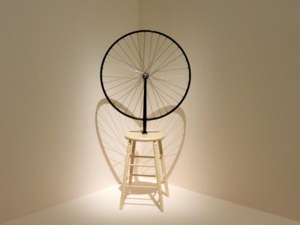 La roue de bicyclette