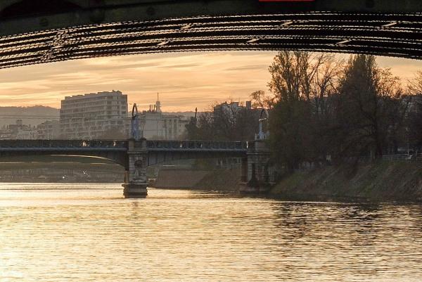 Le pont Rouelle